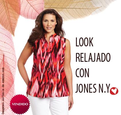 Colección Jones New York - Moda para Mujeres Gorditas